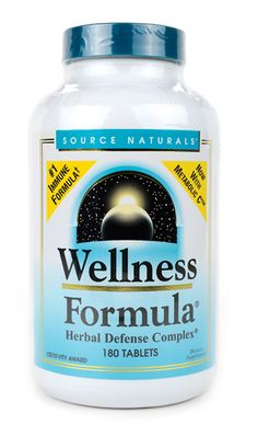 One of the best quality supplements for the good health maintenance is Source Naturals Wellness Formula. This is the high quality supplement with natural ingredients but this is not it. This supplement is prepared using the special wellness formula which is the Source Naturals proprietary formula.