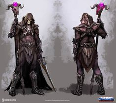 Skeletor-ca1 by nebezial