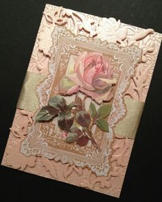 Anna griffin--I love the layers and pastels