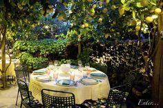 Da Paolino Lemon Trees - Da Paolino Lemon Trees Restaurant - Capri, Italy