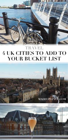 Travel | 4 UK northern cities to add to your bucket list | #citybreak