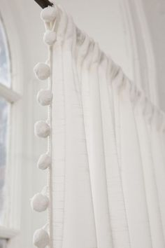Marvelous Ideas: Cheap Long Curtains curtains and blinds bay window.Linen Curtains At Home curtains bedroom patterned. Closet Curtains, Ikea Curtains, Drop Cloth Curtains, Burlap Curtains, Nursery Curtains, Window Curtains, Curtain Door, Roman Curtains, Farmhouse Curtains