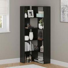 A pivoting bookshelf!!