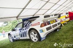 2 Rally Legends - The Ford RS200 and Audi Quattro