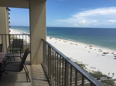 #BRbeachlife15 Loving the condo and beach view