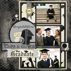 The Graduate Layout