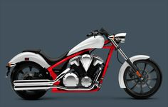 Honda's radical new 2014 Honda Fury is a chopper like no other. Not only is it easily the most distinctive custom we've ever built, but it's comparable to one-off custom-house choppers costing 10 times as much—except that it probably works an