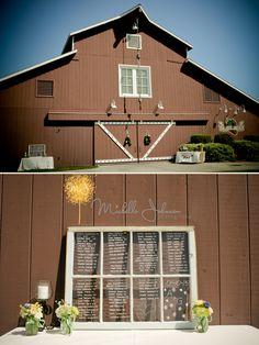 Strawberry Farms, Rustic Barn Wedding