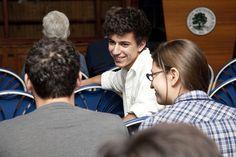 Photo Lecture 2012: Patrick and Amina Moreau by WillistonNorthampton, via Flickr