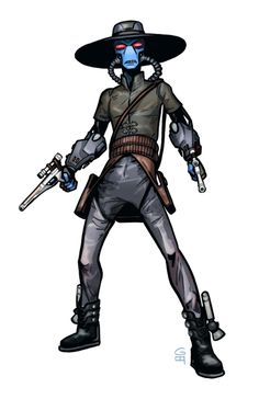 The Clone Wars: CAD BANE by grantgoboom on deviantART
