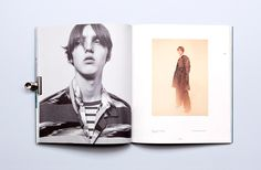 Avant Garde Magazine 01 on Behance