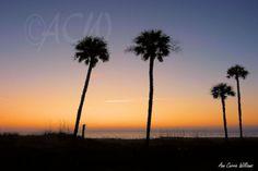Sunrise on Hunting Island South Carolina by PhotosbyAnnCurrie, $130.00