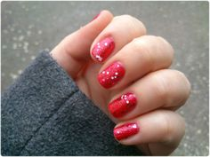 OPI Minnie style & Essence Me and my lover