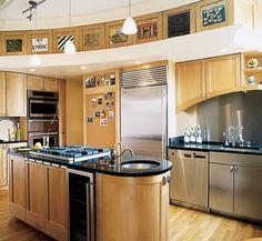 Genial Küchenschrank Ideen Für Kleine Küchen | Mehr Auf Unserer Website |  Küche Kabinett