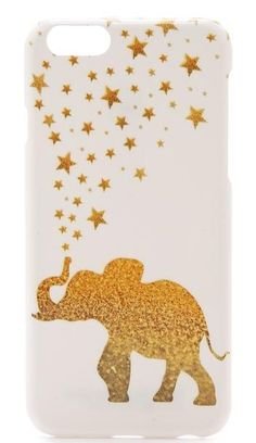 iPhone cases for the fashion girl! Monika Strigel happy elephant iPhone 6 case