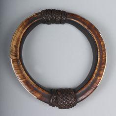 GROUP OF PHILIPPINE TANGKIL BOAR'S TUSK ARMLETS and PENDANTS, ARMBAND, BRACELET (TRIBALMANIA.COM) Bones, Pendants, Ornaments, Group, Bracelets, Leather, Jewelry, Wristlets, Jewlery