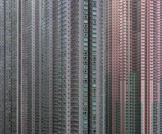 An architecture of density Photographs by Michael Wolf