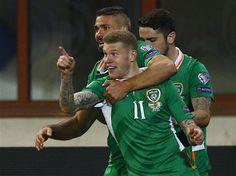 McClean Irish hero again