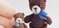 A great amigurumi bear crochet pattern is waiting for you in the beautiful amigurumi toy models. Amigurumi little bear free crochet pattern. Crochet Teddy Bear Pattern, Crochet Amigurumi Free Patterns, Plush Pattern, Crochet Toys, Free Crochet, Tie Pattern, Knitting Patterns, Tiny Teddies, Bear Toy