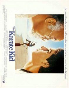The Karate Kid (1984) movie #poster, #tshirt, #mousepad, #movieposters2