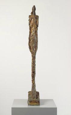 Alberto Giacometti, Woman of Venice VIII, 1956. © MOMA, New York; Estate of Alberto Giacometti (Fondation Giacometti, Paris and Adagp, Paris) 2015
