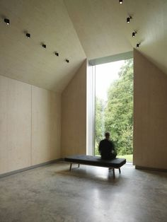 Ditchling Museum of Art & Craft by Adam Richards Architects | Yellowtrace