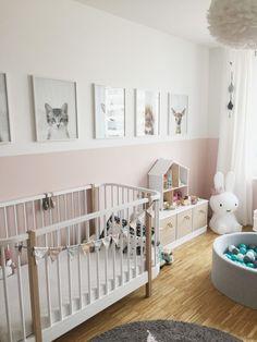 Isabelle Kade: Mini, estilo, felicidad y éxito. Baby Room Boy, Baby Bedroom, Baby Room Decor, Nursery Room, Girl Nursery, Girls Bedroom, Baby Baby, Baby Zimmer, Baby Room Design
