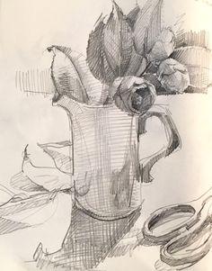 #drawing #sketch #sketchbook #pencil #art by Sarah Sedwick 2.2016
