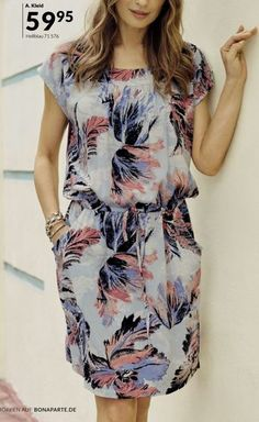 Pin by Arminda Ramos on Moda in 2020 Best Prom Dresses, Trendy Dresses, Simple Dresses, Casual Dresses, Casual Outfits, Dress Outfits, Fashion Dresses, Western Dresses, Classy Dress