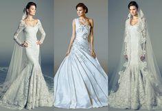 Reni Zakhem - luxusné svadobné šaty - KAMzaKRÁSOU.sk