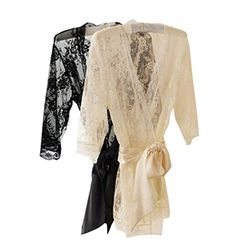 Women Sexy Lingerie Lace Stain Sleepwear Babydoll Underwear Dress Robes US 2 Black ** You can find out more details at the link of the image. Note:It is Affiliate Link to Amazon.