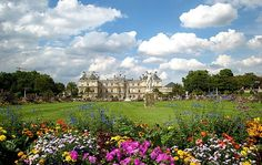 The 10 Most Beautiful Parks in Paris, France | Lakes, Luxembourg and ...