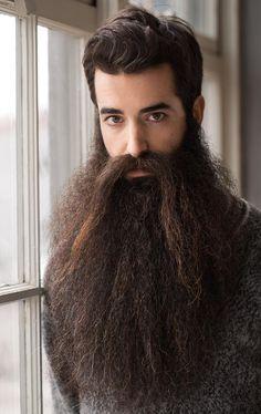 Big Beard, Beard Man, Beard Love, Hair And Beard Styles, Hair Styles, Long Beards, Awesome Beards, Mens Hair, Moustaches