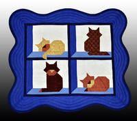 Кошки в интерьере - Клуб Сезон