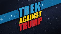 Who Would Captain Kirk Vote For? Why, Hillary Of Course...