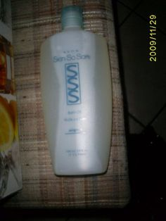 AVON Skin So Soft Original Bath Oil