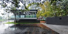 Gallery of Riverside Park Pavilion / Vector Architects - 4