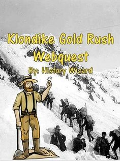 The webquest contains 45 questions and is a great way to introduce or to have your students go into more depth on the Klondike Gold Rush. An answer sheet is included for the teacher. A QR code is included along with the traditional website link. The webquest will take most students at least 30 to 50 minutes to complete depending on age. Feel free to modify this activity if needed to fit the needs of your students.