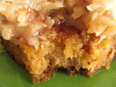 Save Room for Dessert…Cajun Cake   Louanne's Kitchen