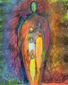 74 虹の兄弟 Rainbow brothers.  SoulTouch Coloring Journals created by Deborah Koff-Chapin.  Colored by 田中 洋一郎 ( Yo+ichirou Tanaka )  #タッチドローイング #TouchDrawing #SoulTouch塗り絵 #SoulTouchColoringJournals #ソウルタッチ塗り絵 #コロリアージュ #大人の塗り絵 #coloriage #仙台 #sendai #coloring #creativelycoloring #coloringforadults #coloringbook #coloringbookforadults #coloringforadult #おとなの塗り絵 #おとなのぬり絵 #おとなのぬりえ #adultcoloringbook #プリズマカラー #カリスマカラー #prismacolor #karismacolor #透明クレヨン #clearcrayon