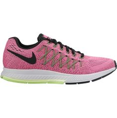 Women's Nike Zoom Pegasus 32 Running Shoes in pink ... also on my wish list (and I'm not even into pink) #thinkpink #breastcancer #avon39 #october