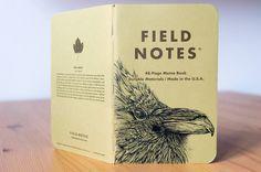 DIN A6 - Shenandoah #120 Field Notes - ein Designerstück von pixelgraphix bei DaWanda