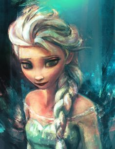 #frozen #disney #princess #elsa