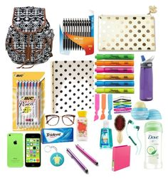 Next year for back to school, I am coming prepared!