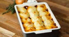 Cheese Stuffed Mash Beef Pie