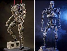 prop robot statue - Google Search