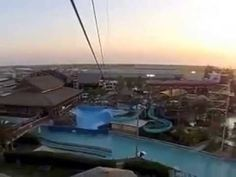 Schlitterbahn Galveston Island's Newest Attraction- Soaring Eagle!