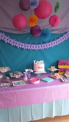 Lego Friends Birthday Party Ideas   Photo 11 of 23   Catch My Party