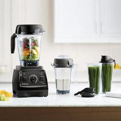 Vitamix 7500 Blender Super Package with 2- 20oz To-Go Cups