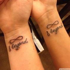 Married Couple Tattoos with Meaning Tattoos Geometric, Tribal Tattoos, Bff Tattoos, Tattoos Skull, Great Tattoos, Unique Tattoos, Small Tattoos, Love Bird Tattoo Couples, Couple Tattoos Love